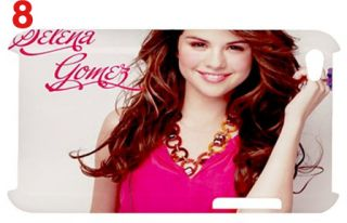 Selena Gomez Fans Ipod Touch 4G Hard Case Assorted Style (Back Case