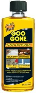 Goo Gone is a combination of Citrus Power and scientific technology