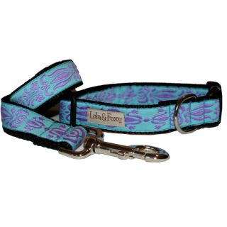 Lola & Foxy Nylon Dog Collars   Scroll	   Collars   Collars, Harnesses & Leashes