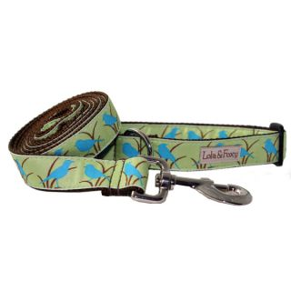 Lola & Foxy Nylon Dog Collars   Blue Bird   Collars   Collars, Harnesses & Leashes
