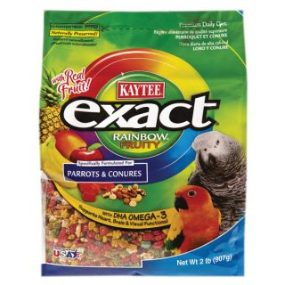 KAYTEE� exact� Rainbow� Fruity Food for Parrots and Conures   Sale   Bird