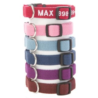 Coastal Pet Products New Earth® Personalized Soy Collars for Small/Medium Dogs   Collars, Harnesses & Leashes   Dog