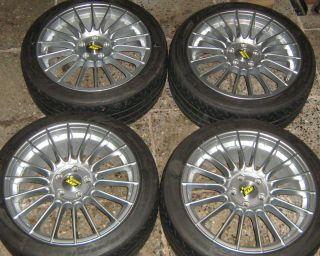 ATS DTM 8x18 ET42 Felgen Audi A3 TT A6 A8 Seat Leon Skoda Octavia VW