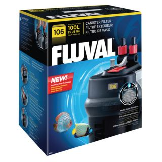 Fluval 106 Canister Filter    Canister Filters   Filters