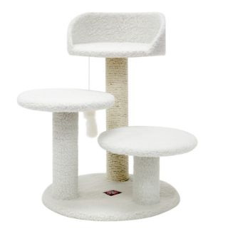 "Majestic Pet Products 27"" Bungalow Cat Tree   Furniture & Towers   Furniture & Scratchers"