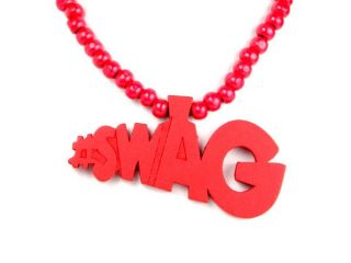 Rey Loco Holzkette Halskette Kette Urban Hip Hop Rapper Gangster Swag