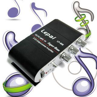 HIFI Stereo Audio Amplifier Verstärker ROLLER AUTO KFZ PKW MP3