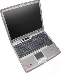 Dell Latitude D610 Centrino 1733MHz 1280MB 40GB Combo WLAN Win XP Pro