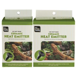 All Living Things™ Ceramic Heat Emitter   Heating   Reptile