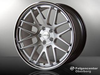 Inox3 8,5x 19 Zoll 19 Alufelgen Felgen Mercedes C63 AMG C Klasse W204