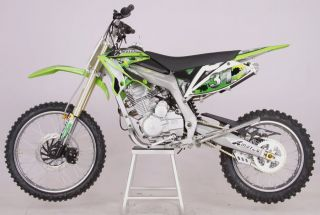 ?   CENKOO XB 31K 250CC 4Takt 19/16 Cross Dirt Bike Grün
