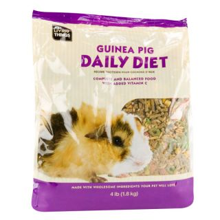 All Living Things™ Guinea Pig Daily Diet   Sale   Small Pet