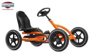 Berg Toys Buddy Orange und White Gokart Go Kart
