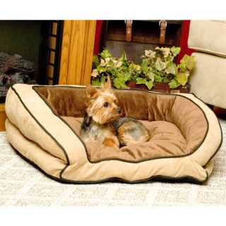 K&H Pet Products Bolster Couch Dog Bed   New Puppy Center   Dog