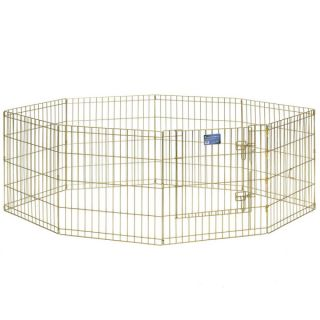 "Midwest Pet Exercise Pen with Door   24""   Gates & Exercise Pens   Dog"