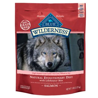 Blue Buffalo Wilderness™ Salmon Dog Food   Food   Dog