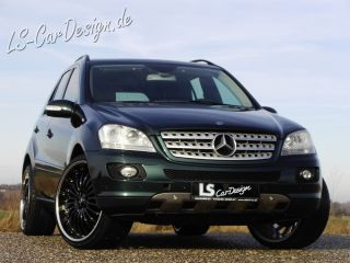 23 Mercedes ML 164 163 R Klasse AMG Wheels Felgen Rims 1138