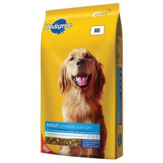 Pedigree� Adult Nutrition Dog Food   Sale   Dog