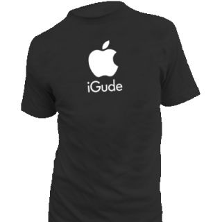 gude Apple Apfel Fan T Shirt ipod iphone NEU S XXL