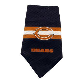 Chicago Bears Dog Collar Bandana    Bandanas   NFL