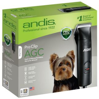 Andis� AGC� 1 Speed Detachable Blade Clipper Kit   Grooming Supplies   Dog