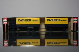 Herpa 187 H0 Mercedes 811292 DACHSER Spedition LKW Truck Camion MB