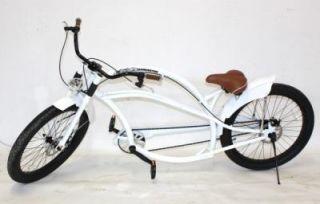 Chopper Fahrrad 26 Zoll MEGA Lowrider BEACHCRUISER BIKE FAHRRAD XXL