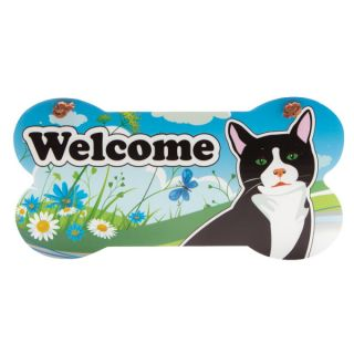 LittleGifts Wall Sign   Cat Lover