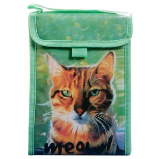 LittleGifts Lunch Tote   Cat Lover
