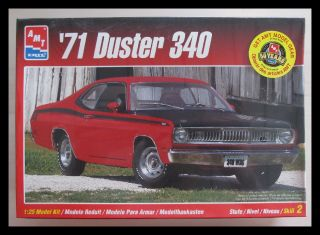 AMT Ertl 125 71 Duster 340