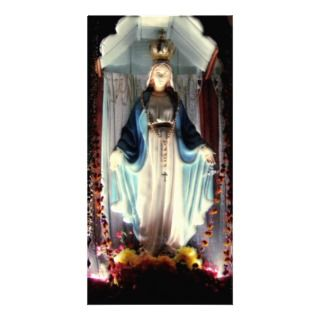 Blessed Virgin Mary   Mother of God Photo Greeting Card