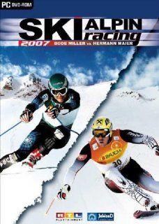 Ski Alpin Racing 2007 (DVD ROM) Games