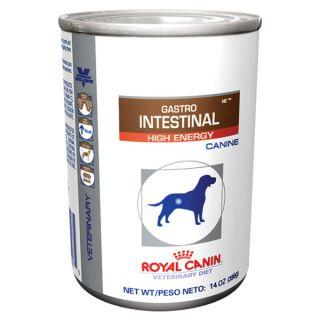Royal Canin� Veterinary Diet Gastrointestinal High Energy Dog Food   Canned Food   Food