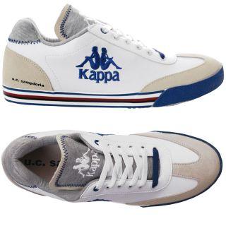 Scarpe Sportive Sneakers Sampdoria Kappa tg 35 46 uomo donna bianco