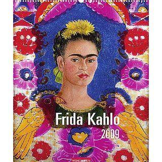 : Friedrich Hechelmann, Frida Kahlo 2009, 46 x 55: Bücher