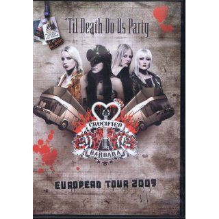 Til Death Do Us Party opean Tour 2009 DVD Filme & TV