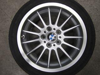 Original BMW Z3 R/C 17 Zoll Alufelgen Felgen Styling 32 TOP