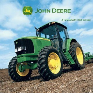 John Deere 2011 Calendar: Trends International: Englische