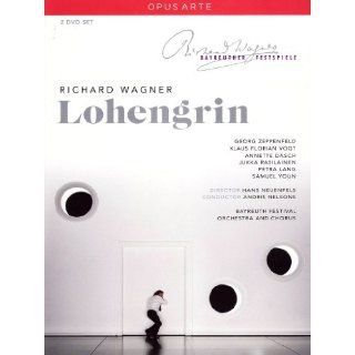 Wagner Lohengrin / Bayreuther Festspiele [2 DVDs] Georg