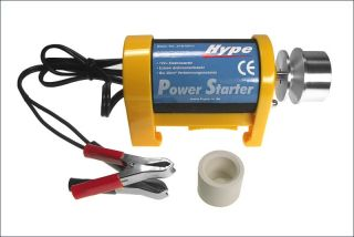 Hype, Anlasser Power Starter 12V