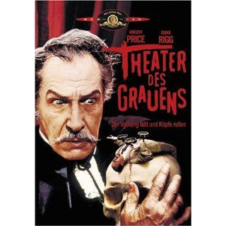 Theater des Grauens Vincent Price, Diana Rigg, Ian Hendry