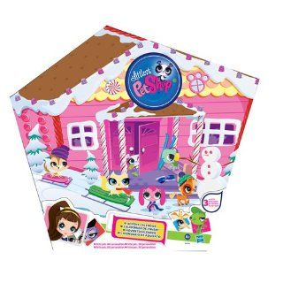 Hasbro   Littlest Pet Shop Adventskalender 2012: Spielzeug