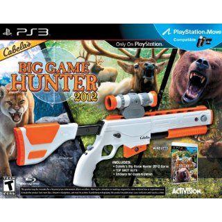 Cabela Big Game Hunter 2012 with Top Shot Elite PS3 (Move Compatible
