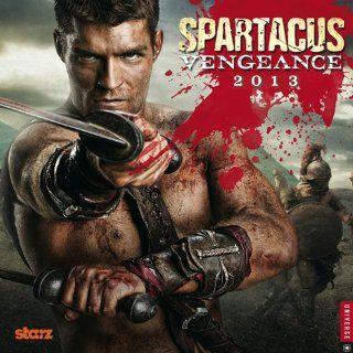 Spartacus 2013 Wall Calendar Vengeance STARZ Englische