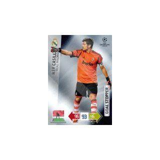 Adrenalyn XL Champions League 2012 2013 Limited Edition Iker Casillas