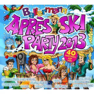 Ballermann Apres Ski Party 2013 Musik