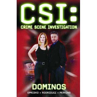 CSI (Crime Scene Investigation) Dominos Kris Oprisko