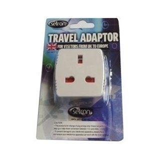 UK to EU Travel adapter / Reiseadapter Adapterstecker
