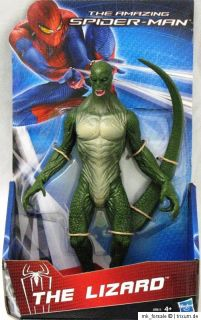 Spiderman The amazing Spider Man THE LIZARD Figur