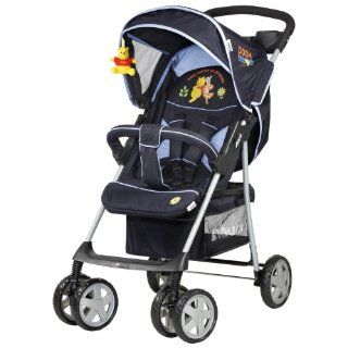 Hauck 150559   Shopper 6 Pooh Best Friends navy Baby